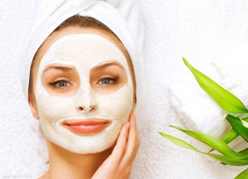 Творожная маска для лица фото