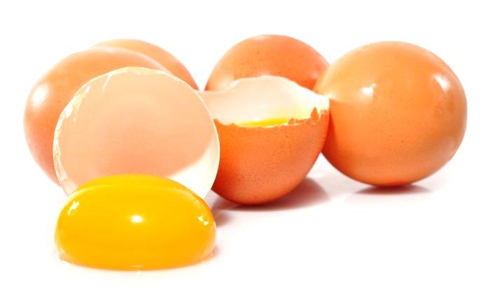 Желток яйца фото