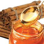 Мед и корица для маски фото