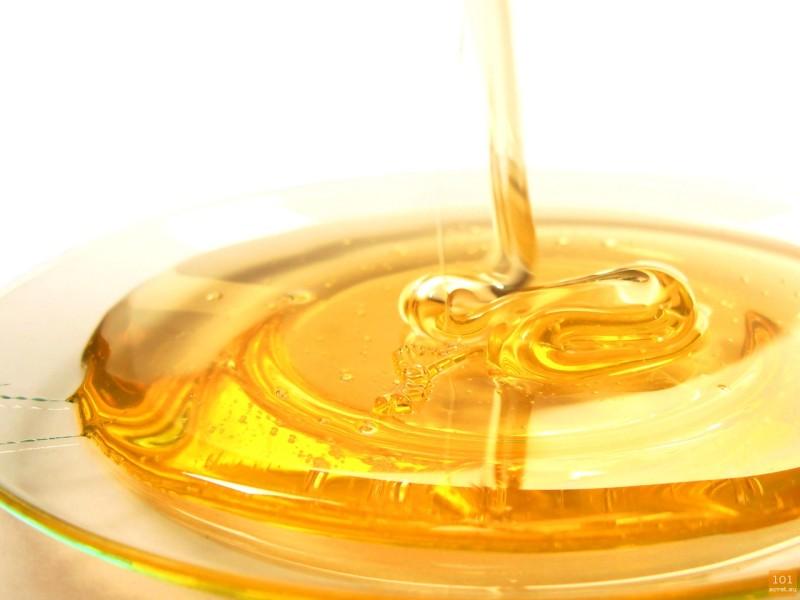 Жидкий золотой мед фото