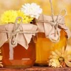 Натуральный мед в баночках фото