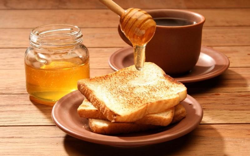 Мед как лекарственный десерт фото