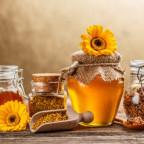 Мед из молочая фото