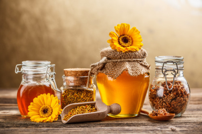 Природный янтарь молочаевого меда поможет сохранить ваше здоровье