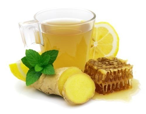 Эффективная чистка сосудов при помощи имбиря, лимона и меда