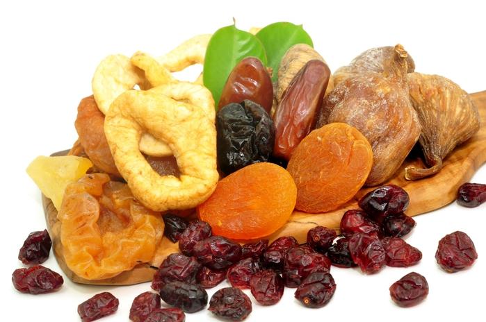 Сладкое лекарство из меда и сухофруктов для вашего иммунитета
