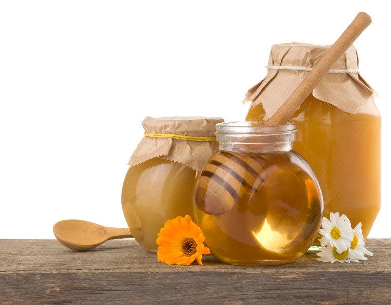 Пчелиный продукт в баночках