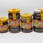Гречишный мед в баночках фото