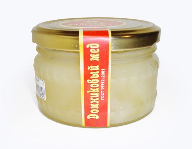 Кристаллизированный мед белого цвета фото