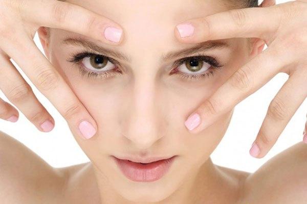 Чистая кожа после применения средства фото