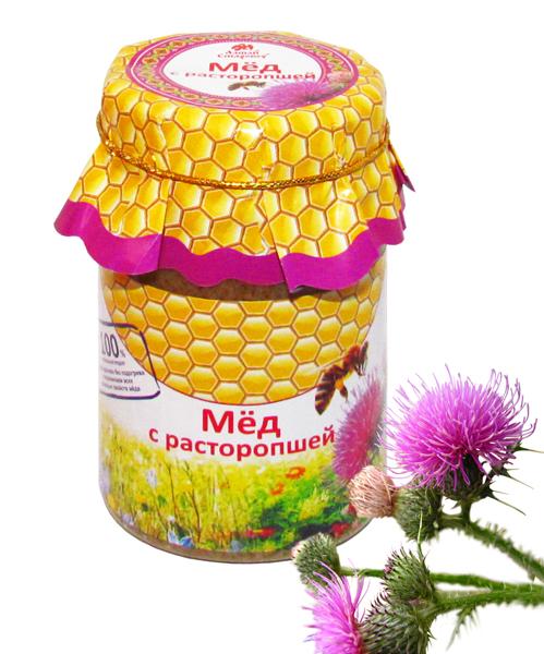Фото пчелиного продукта в банке