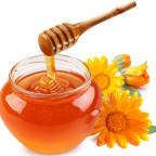 Лечебный мед в баночке фото