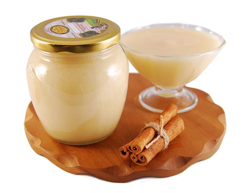Мед из серебристого лоха фото