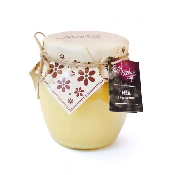 Фото пчелиного продукта из расторопши в банке