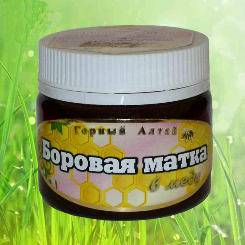 Фото баночки с продуктом пчеловодства