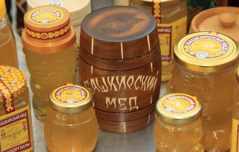 Уникальный и полезный мед из Башкирии