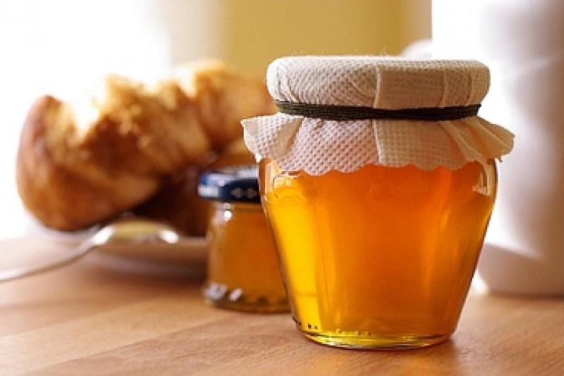 Фото баночки с медом