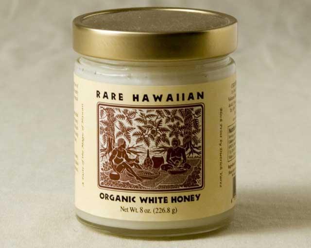 Фото гавайского белого меда