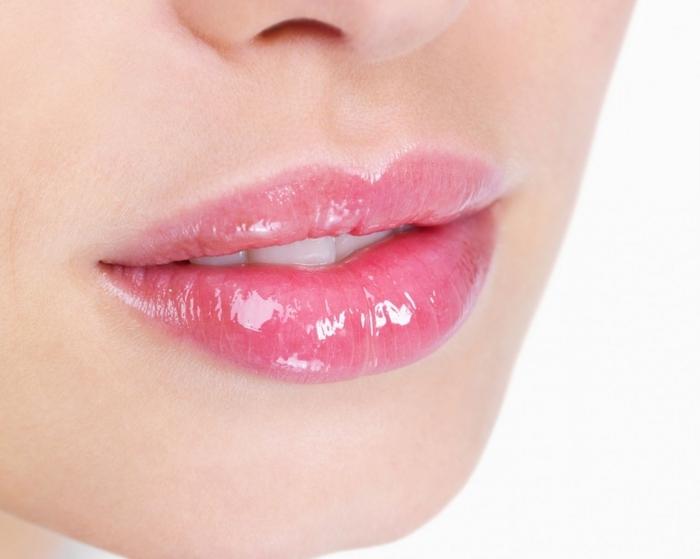Фото красивых ухоженных губ