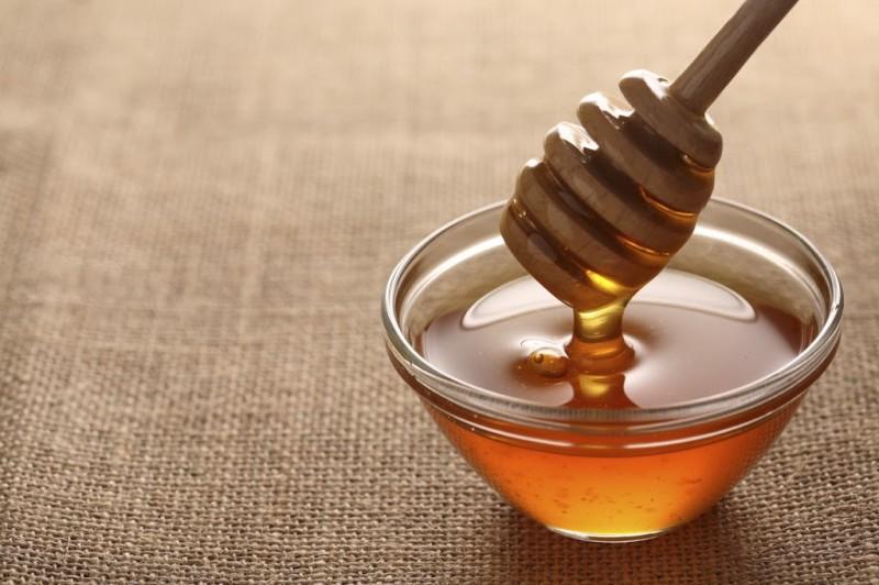 Фото меда в пиале