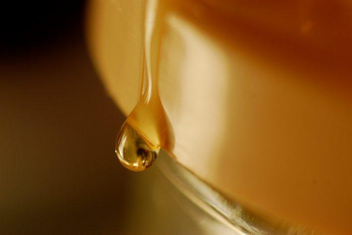 Фото медовой капли