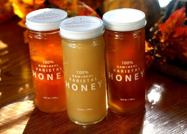 Фото органического медового продукта