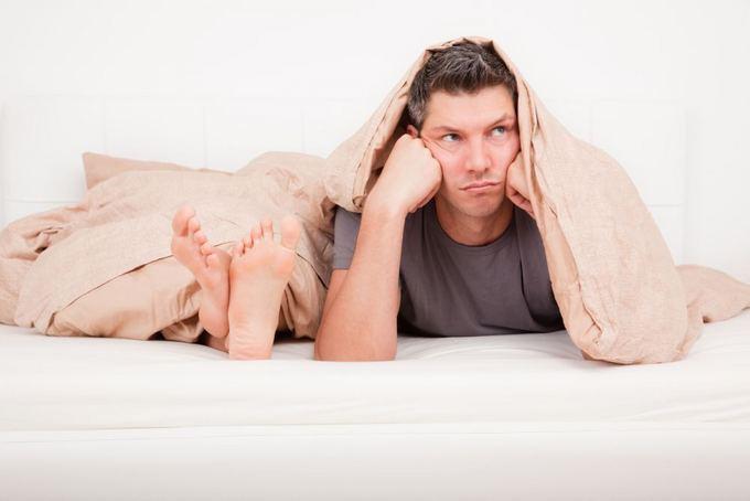 Фото расстроенного мужчины
