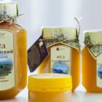 Фото степного алтайского меда разнотравье