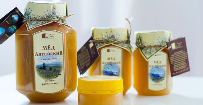 Ценный и разнообразный мед из разнотравья