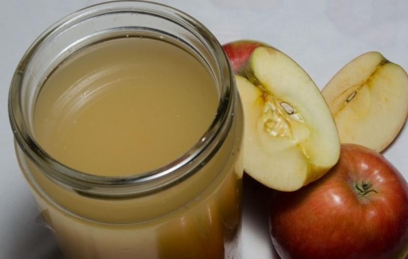 Фото уксуса яблочного домашнего