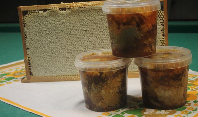 Забрусный мед — невероятно полезный и дефицитный продукт пчеловодства