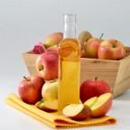 Фото яблок и уксуса