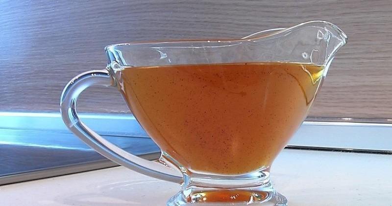 Фото самодельного меда из тыквы в пиале