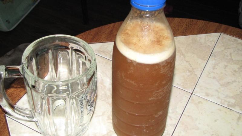 Готовая медовуха в бутылке