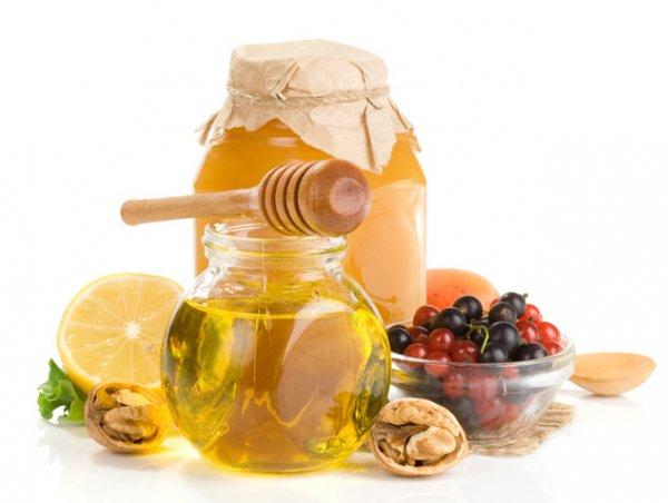 Ингредиенты для медового напитка