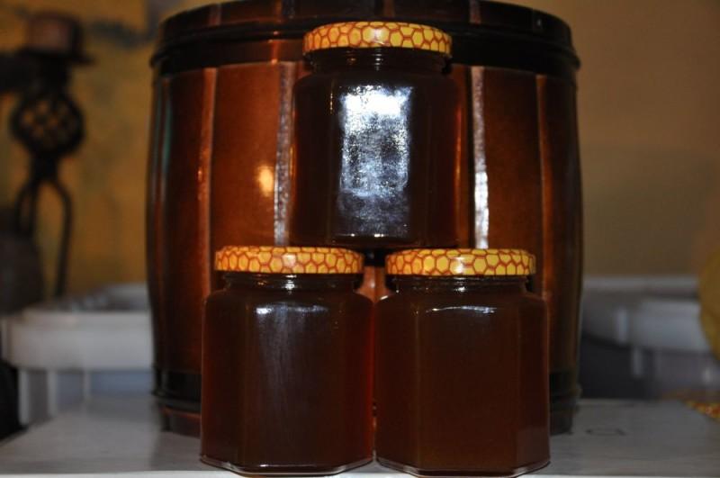 Мед каштановый в расфасованном виде