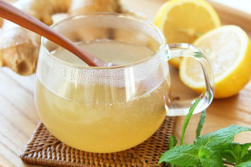 Медовый напиток в чашке