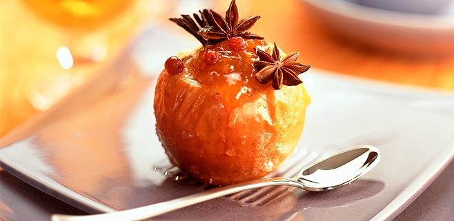 Тыквенно-яблочная кубышка с медом