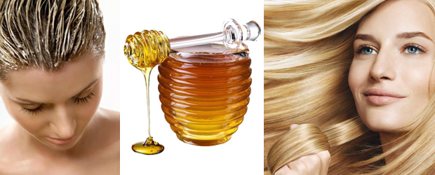 Мед для шикарной прически