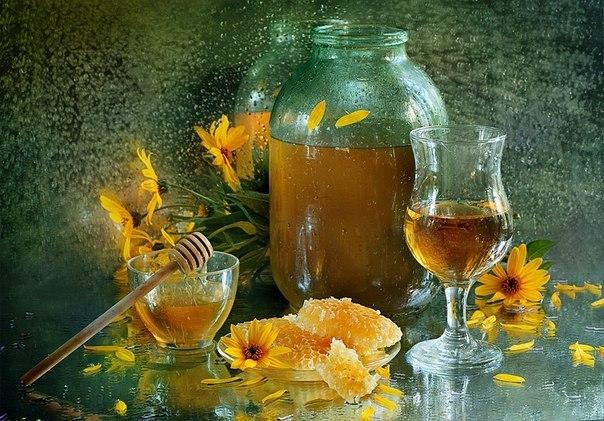 Пряный медовый напиток