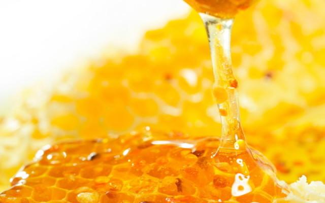 Вязкий мёд с прополисом