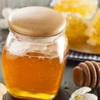 Полезный цветочный мед в банке