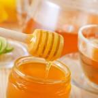 Стекающий с колотушки мед