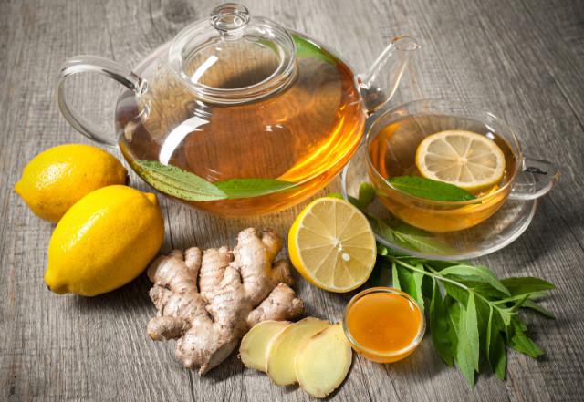 Имбирь, лимон и мед во вкусных и простых рецептах