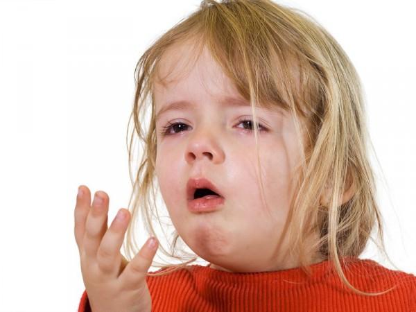 Проявление аллергии у ребенка