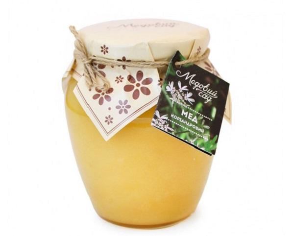 Редкий но полезный — мед из кориандра