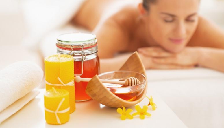 Ингредиенты для медового релакса