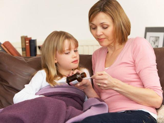 Лечение ребенка настойкой
