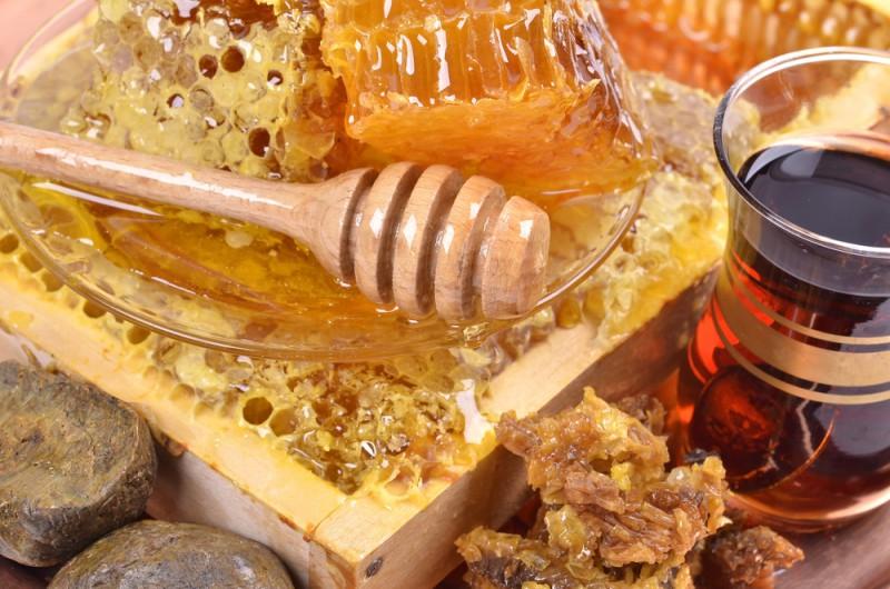 Вкусное пчелиное разнообразие на столе