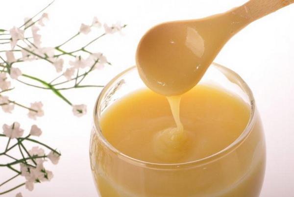 Трутневое молочко с медом